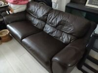 Large sofa and other furniture
