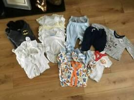 Large bundle baby clothes