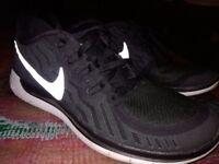Nike free run 5.0 worn once size 7