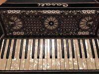 Casali Italia accordion 1930's £600 ono