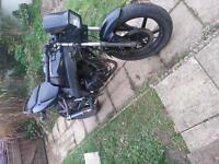 kymco kr 125cc