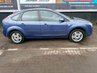 AUTOMATIC FORD FOCUS  GHIA**12 MONTHS MOT NO ADVISORY** *FULL SERVICE HISTORY *