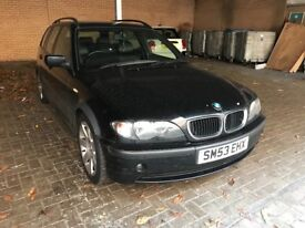 Quick sell bmw 318 2003