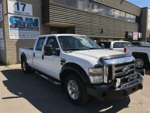 2008 Ford F-350 XLT Crew Cab Long Box Gas