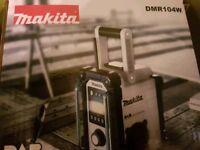 MAKITA RADIO DMR104W