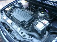 Ford Fiesta 1.25L petrol engine 80k