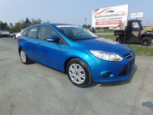 2013 Ford Focus SE! AUTO! CERTIFIED!