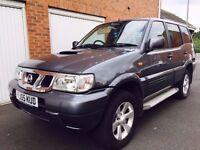 2005 Nissan Terrano II SE 2.7 TDI * Diesel*7 Seater**Not Navara L200 XTrail *Drives Perfect*