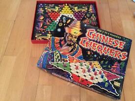 Merit Chinese chequers