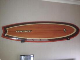 6ft osprey surfboard