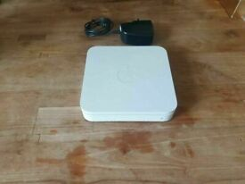 Apple AirPort Extreme A1301 802.11n WiFi Wireless Base Station 3rd Gen