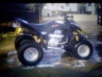 Quad zillar quad bike 300 stiner