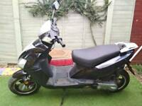 Scooter moped 50cc 2T
