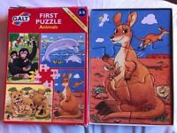 First Puzzles – ANIMALS