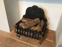 Cast Iron Fire grate/basket