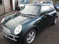 MINI HATCHBACK 1.6 Cooper 3dr (green) 2003