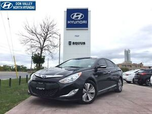 2013 Hyundai Sonata Hybrid LIMITED! ONE OWNER!