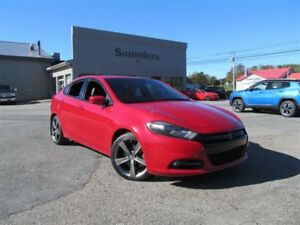 2013 Dodge Dart GT - Leather/Nav/Sunroof!
