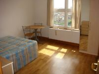 Fantastic studio with separate kitchen on Burnley Road, Dollis Hill inc gas & water bills