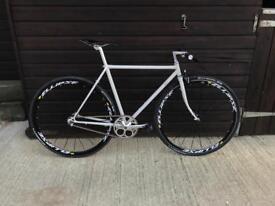 Vintage Raleigh fixie/single speed bike
