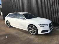 Audi A6 Avant 2.0 TDI ultra Black Edition Avant S Tronic (s/s) 5dr 2 keys, Full Service History