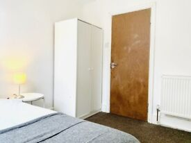 Single Room With Own En-suite, Shared House, Hyson Green, Nottingham, All Bills Included Plus WIFI