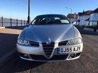 Alfa Romeo 156 2.4 JTD 55 Plate...excellent condition...low mileage