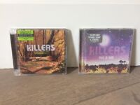 The KILLERS - SAWDUST & DAY & AGE (CD's)