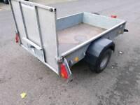 Ifor Williams p6e trailer