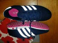 Addidas L.A. trainers size 8