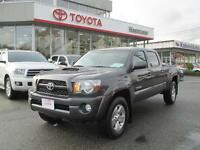 2011 Toyota Tacoma Double Cab TRD - New Tires