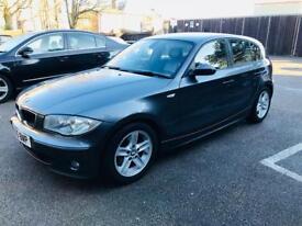 BMW 1 Series 2005 120d Sport Grey(audi,mercedes,lexus,honda,vw,ford,vauxhall)