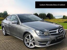 Mercedes-Benz C Class C250 CDI AMG SPORT EDITION PREMIUM PLUS (silver) 2014-07-26