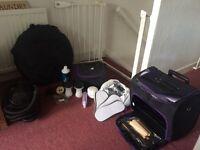 Full spray tanning kit