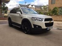 2012 │Chevrolet Captiva 2.2 VCDi LT │24 Months Warranty │Full Main Dealer Service History