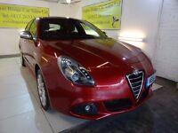 BAD CREDIT!PAY AS YOU GO!! 2012 61 ALFA ROMEO GIULIETTA 2.0 JTDM REPRESENTATIVE APR 29.92