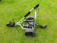 Easy caddy electric golf trolley for parts