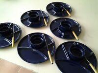 Fondue Table Set