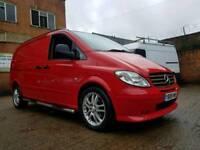 2008 Mercedes Vito Sport Van - 3.0 V6 CDI Automatic - Brabus Edition - 3 Months Warranty - No Vat -