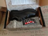 Blackrock steel toecap safety shoes. Sizes 3, 4 and 6. BNIB
