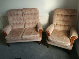 2 +1 sofa mint condition