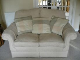 Traditional 2 seater Symphony Settee. 2 available for sale.