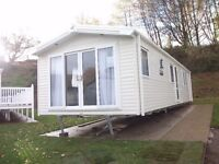 2017 Willerby Avonmore 38 x 12ft 2 Bed For Sale On Riverside Rothbury