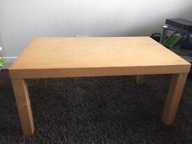 Coffee table £10