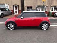 Mini Cooper 02 Plate 1.6L £1,995 O.N.O *46,000 *