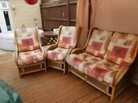3 pscs garden furniture set