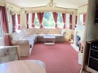 CHEAP 3BEDROOM STATIC CARAVAN ROOKLEY COUNTRY PARK ISLE OF WIGHT PET FRIENDLY SITE FEES INCLUDED