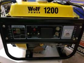 Wolf generator as new