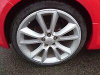 "Astra h 19"" vxr wheels"