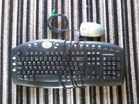 E machine keyboard & mouse